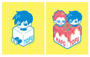 MP100: Tofu by Chancake