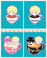 MP100: Coffee by Chancake