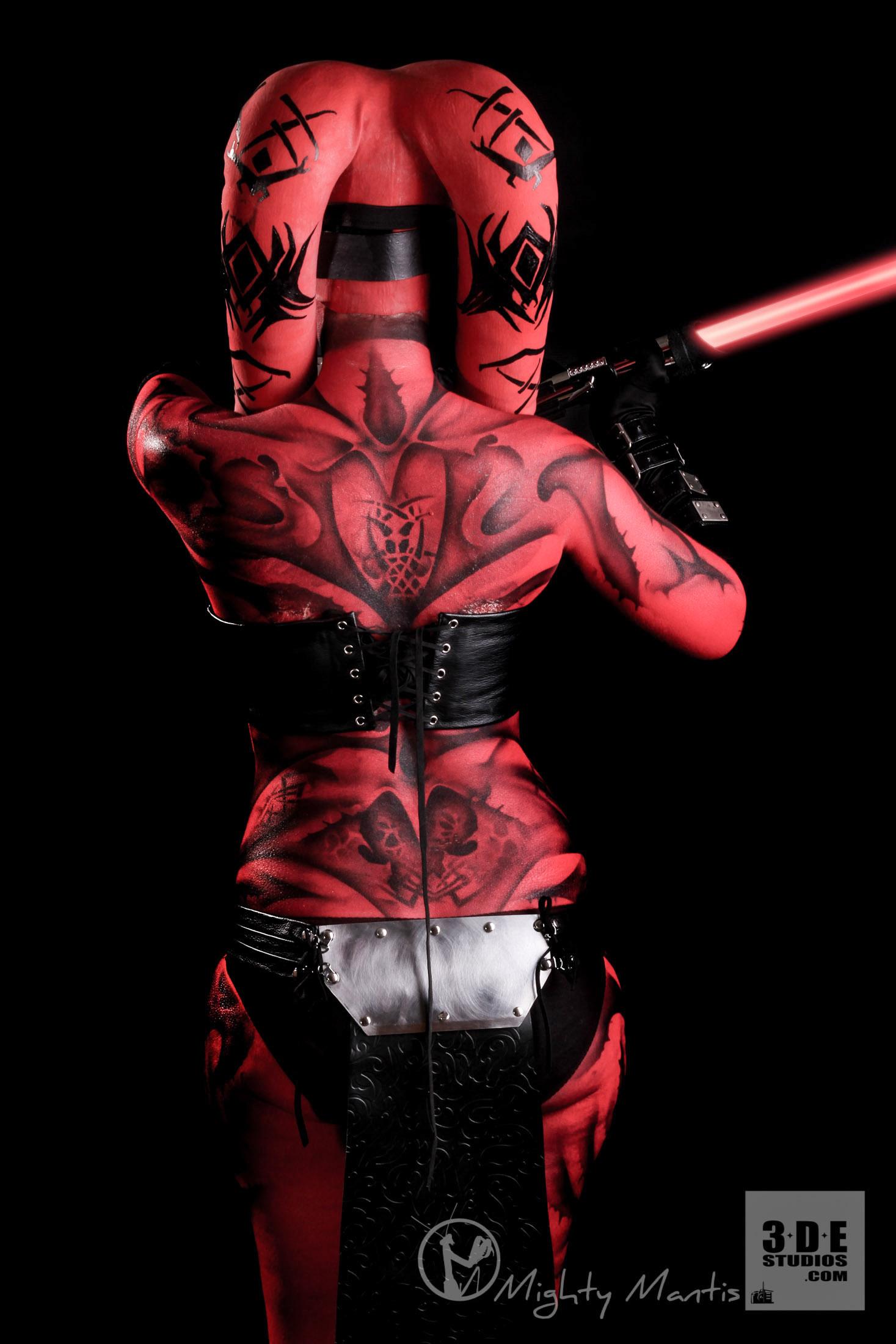 Leeloola (Leeloo Oola mashup cosplay) by detenten on