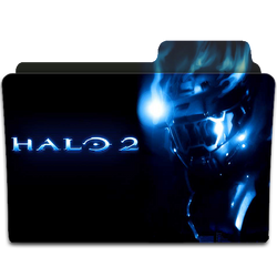 Halo 2 Folder Icon by H4temondays
