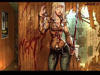 Kill Bill - Elle and I by JKorim