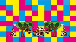 Cat monkey tiger by fschpp