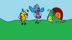Bugs in the garden by fschpp