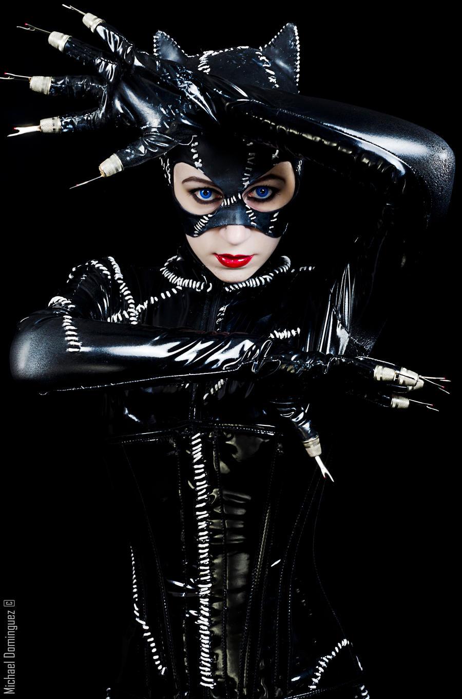 Tim Burton's Catwoman 3 by VelvetNeko