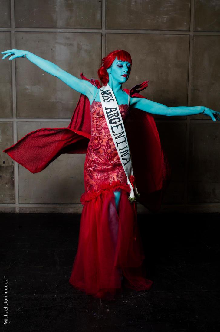 Miss Argentina from Beetlejuice 3 by VelvetNeko ...  sc 1 st  DeviantArt & Miss Argentina from Beetlejuice 3 by VelvetNeko on DeviantArt