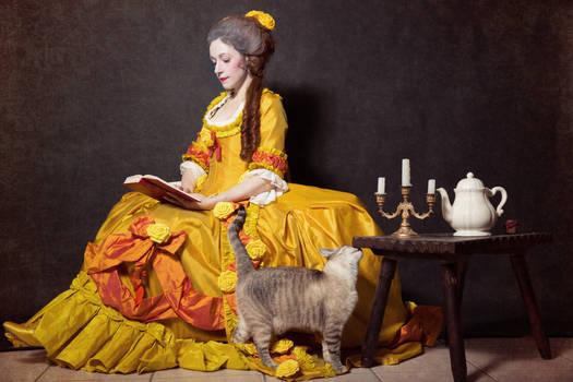 18th Century Belle