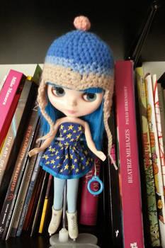 Blythe hat croche