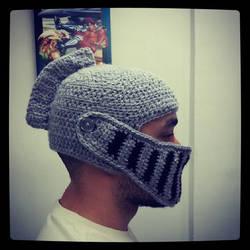 Helmet Crochet