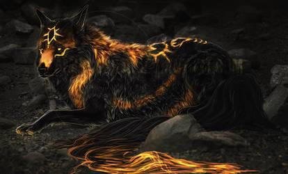 like a moth to the flames by Amphispiza