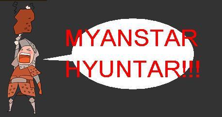 MYANSTAR HYUNTAR by derekoe0091
