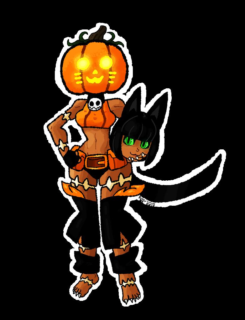Skullgirls :: Ms Fortune Halloween Color Palette by BillSpooks on ...