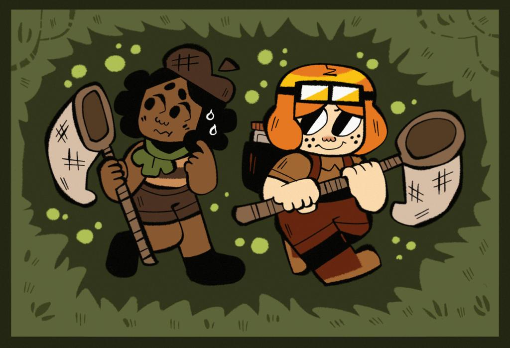 Fairy Hunting by BillSpooks