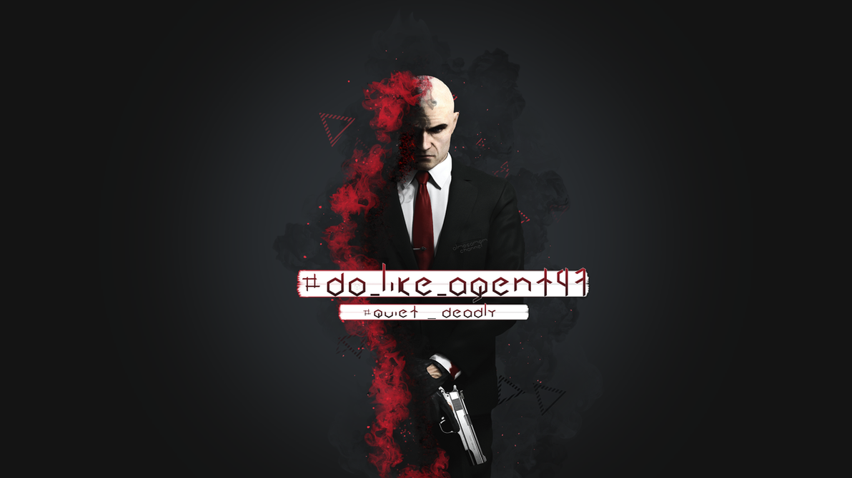 Hitman-Absolution-Agent-47-ultra-hd-4k-wallpaper by ...