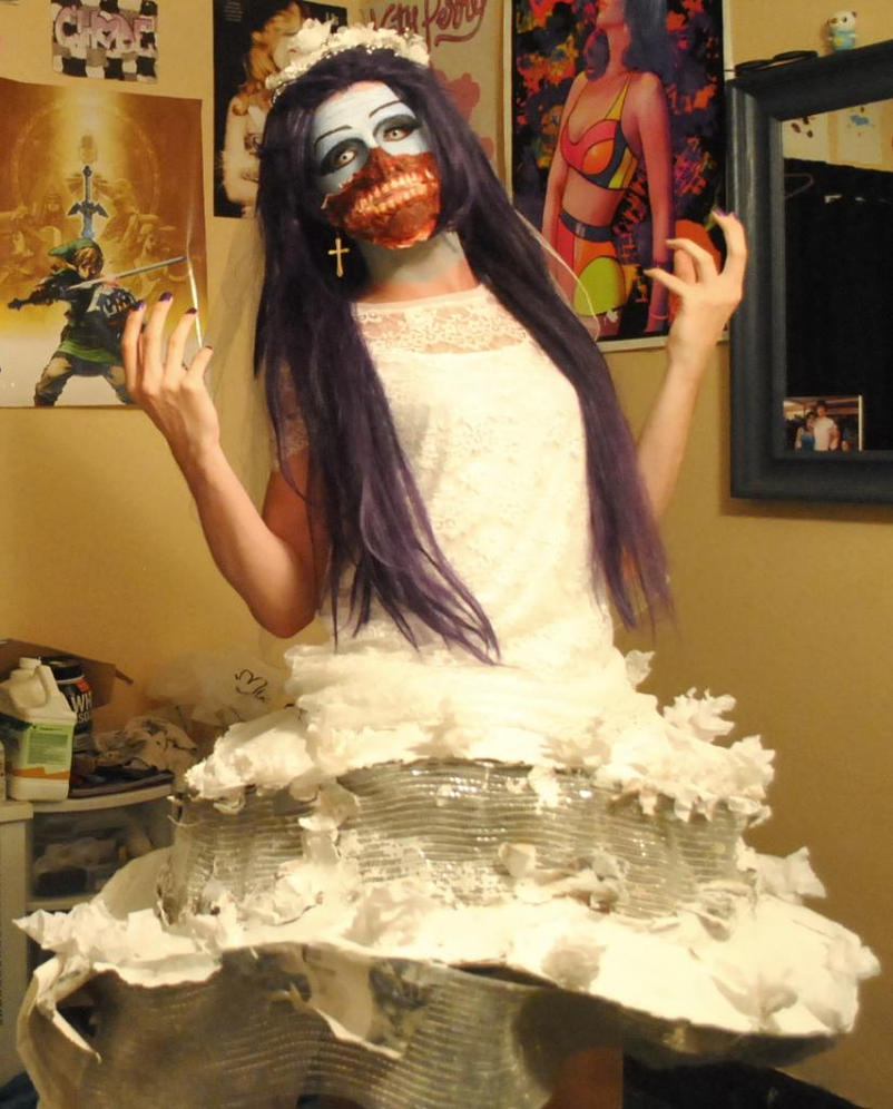 Corpse Bride Wedding Cake Drag by ZSGarde on DeviantArt
