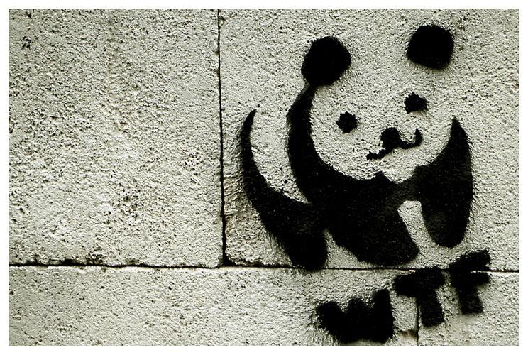 Street art 1 by deathtroyer2101