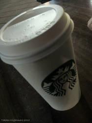 Starbucks Germany by tokiko-nightmare