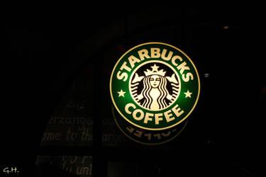 Starbucks by tokiko-nightmare