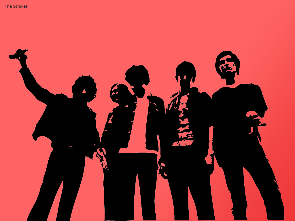 The strokes 1 by alexjames01 on deviantart the strokes 1 by alexjames01 thecheapjerseys Images