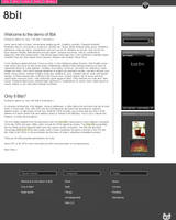 8bit Wordpress by alexjames01