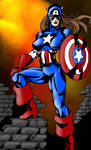 What If Captain America...