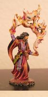 Aaron, Conjurer