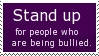 Stand up for people by LetsMakeAWish