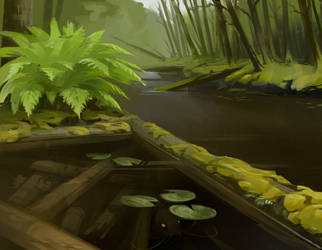River depths by LazyLapwing