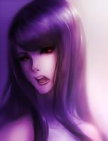 Tokyo Ghoul - Rize Kamishiro by Hiyyee