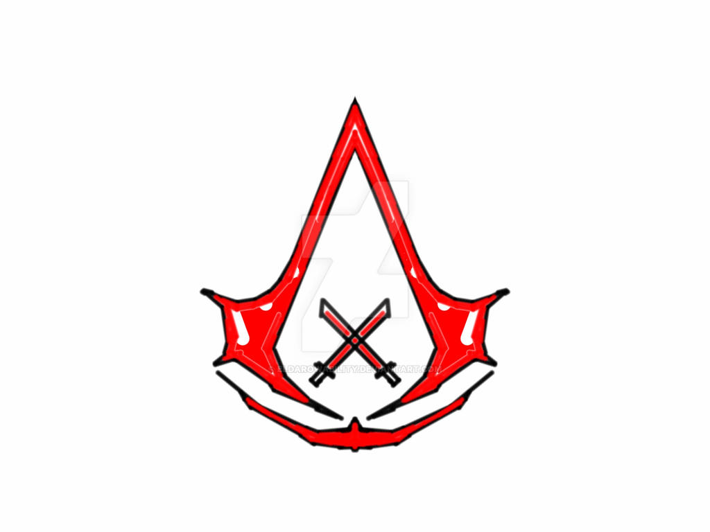 Assassin's Creed symbol 2 by Eldarowability on DeviantArt