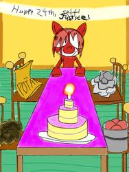 Happy Birthday, Self! by ArterialBlack716