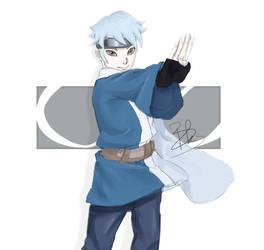 Boruto| Mitsuki Sketch by BIGrKap