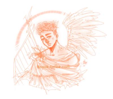Love's Angel by BIGrKap