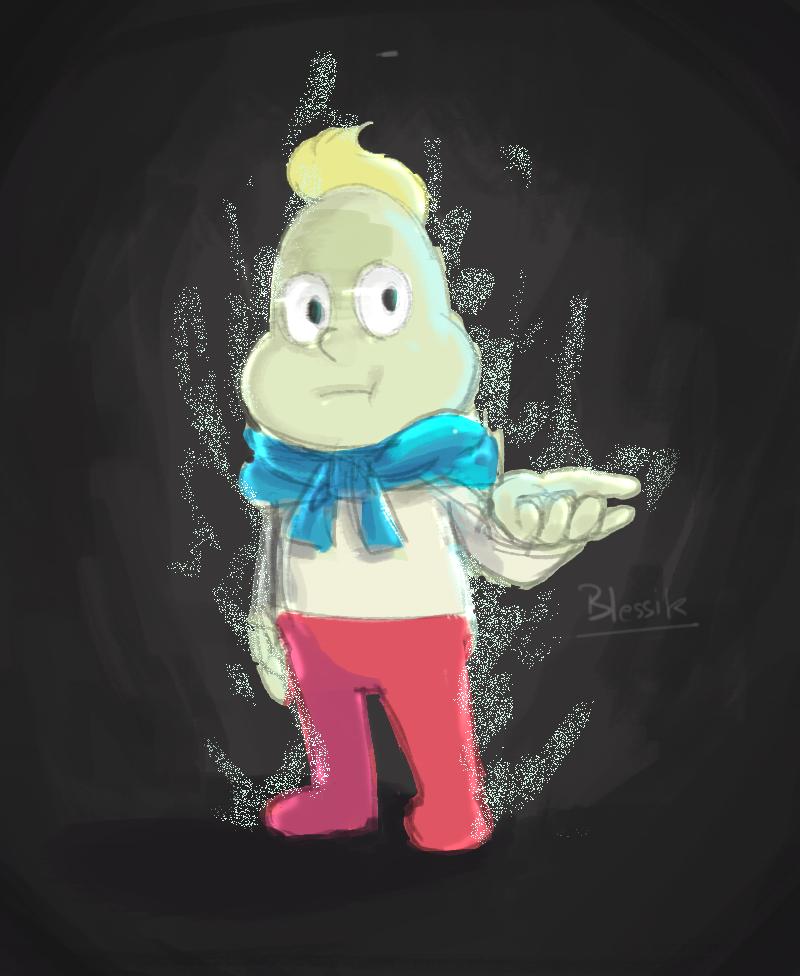 Ominous Onion|Steven Universe by BIGrKap