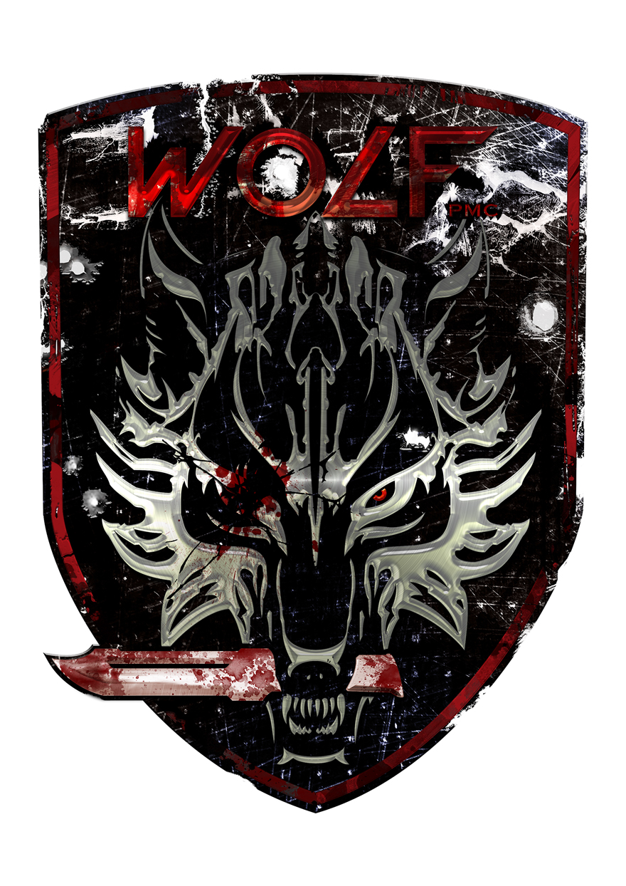 WOLF Faction Enhanced Logo By Zeejay21