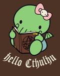 hello Cthulhu by gadyariv