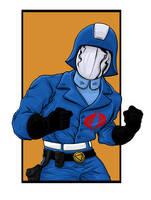 Cobra Commander by gadyariv