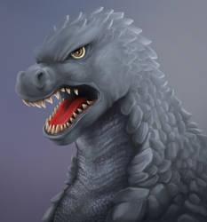Godzilla by gadyariv