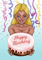 BirthdayGirl by gadyariv