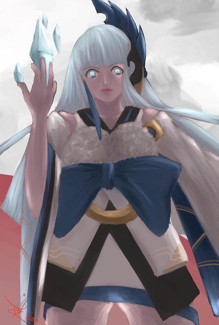 Onmyoji-Yuki Onna