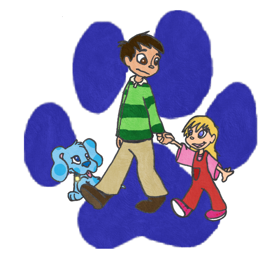 Blue's Clues by Doverstar