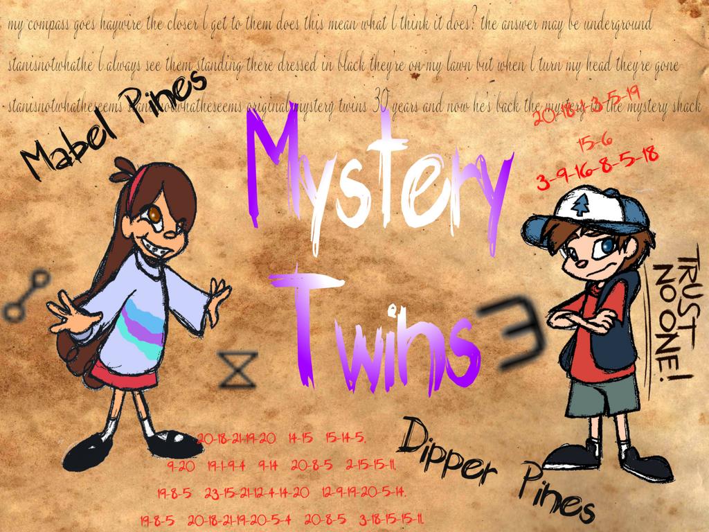 Mystery Twins by Doverstar