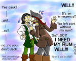 Jack Needs His Rum