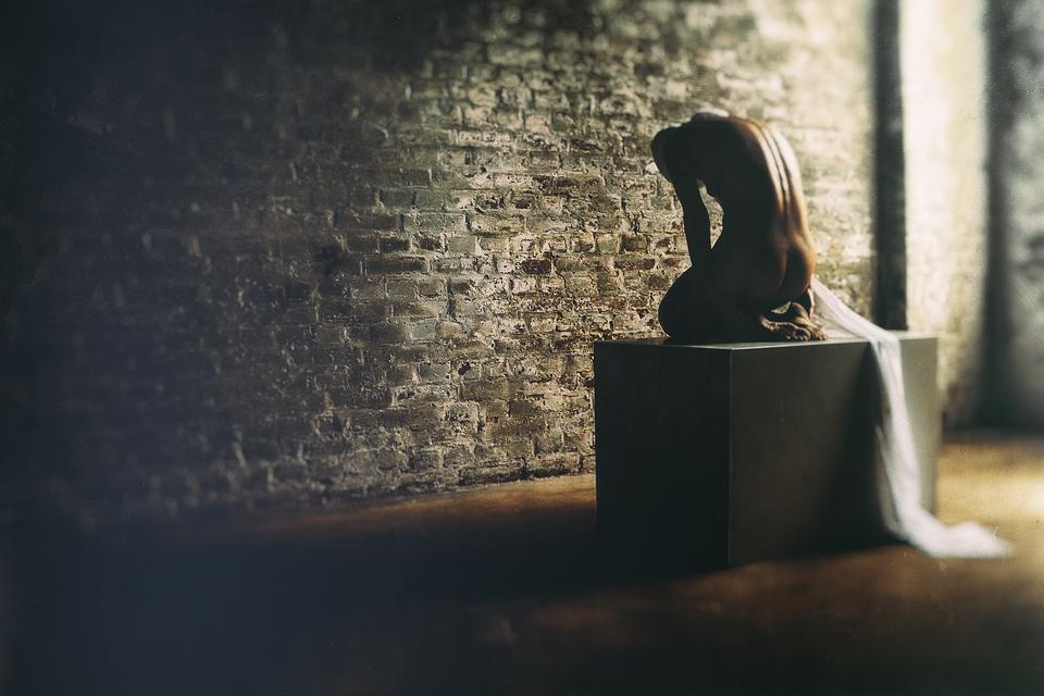 alone by Christoph-Michaelis