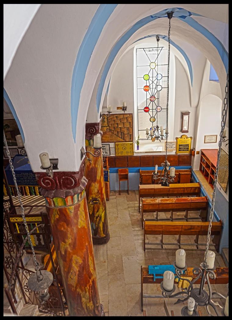 Synagogue by BubblingLittleJoy
