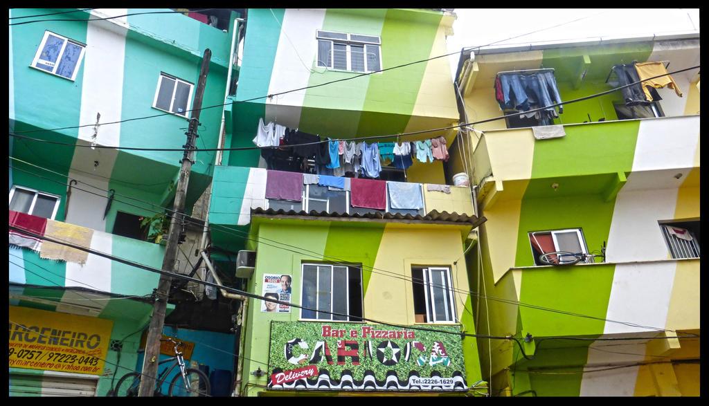 Favela by BubblingLittleJoy