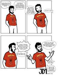 ComicDeadpoolMov by JuaDanl
