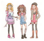 Hipster HP Gals