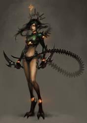 SAGE final project: assassin by len-yan