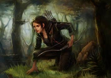 HG: huntress by len-yan