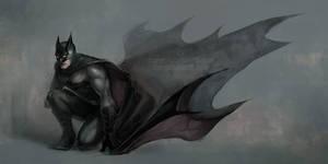 DC: the bat